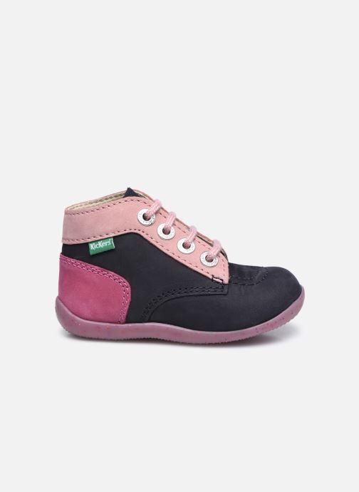 Stiefeletten & Boots Kickers Bonbon mehrfarbig ansicht von hinten