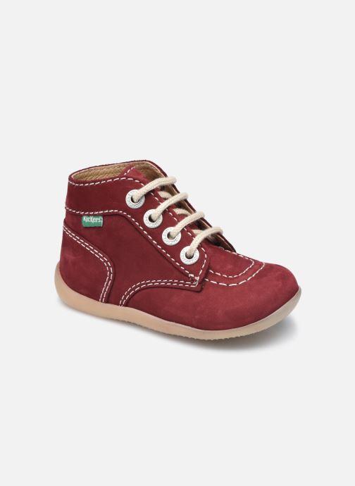 Stiefeletten & Boots Kickers Bonbon weinrot detaillierte ansicht/modell