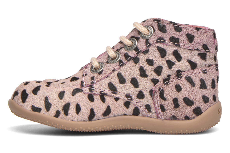 Boots Kickers Bonbon Rosa bild från framsidan