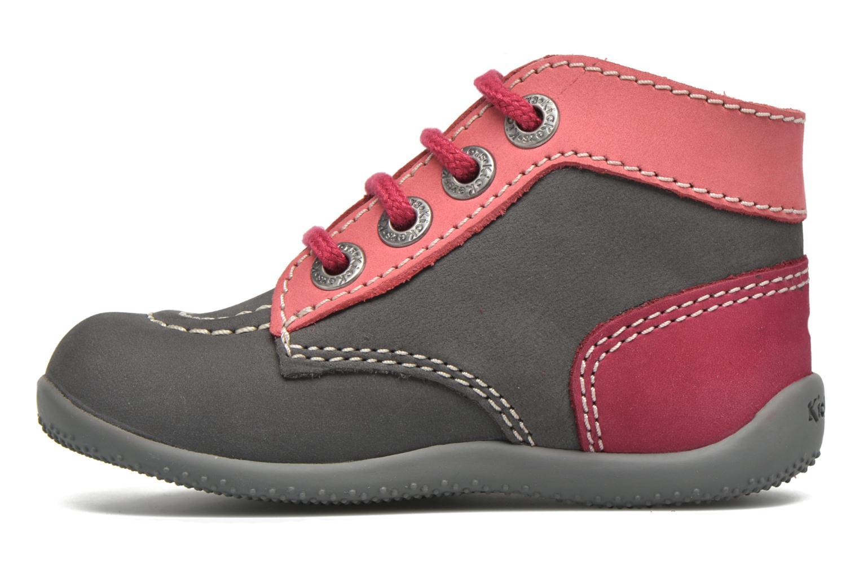 Boots Kickers Bonbon Grå bild från framsidan