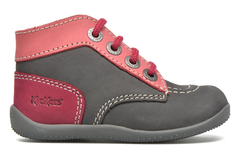 Boots Kickers Bonbon Grå bild från baksidan