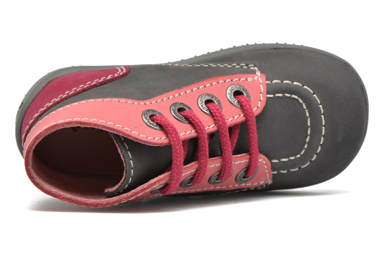 Boots Kickers Bonbon Grå bild från vänster sidan