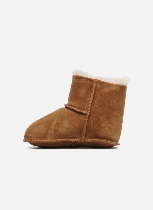 Boots en enkellaarsjes UGG Erin Beige voorkant