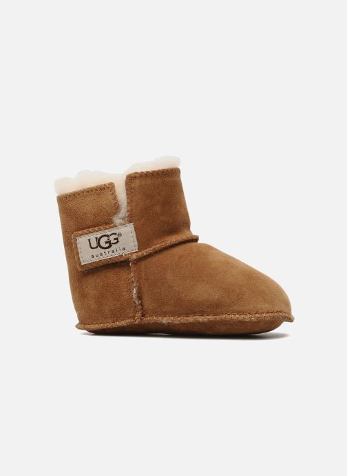 Boots en enkellaarsjes UGG Erin Beige achterkant