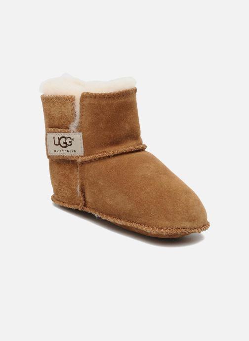 Bottines et boots UGG Erin K Beige vue détail/paire