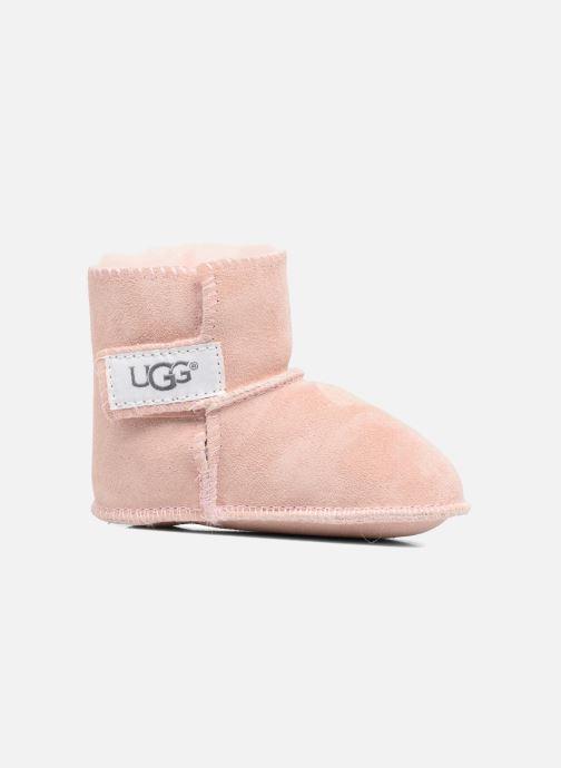 Stiefeletten & Boots UGG Erin rosa ansicht von hinten