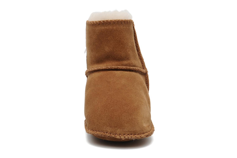 Bottines et boots UGG Erin K Beige vue portées chaussures