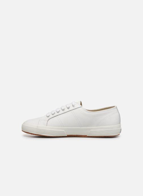 Sneakers Superga 2750 FGLU Wit voorkant