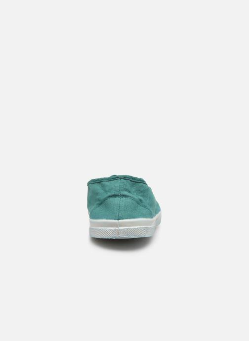 Sneakers Bensimon Tennis Elastique F Groen rechts