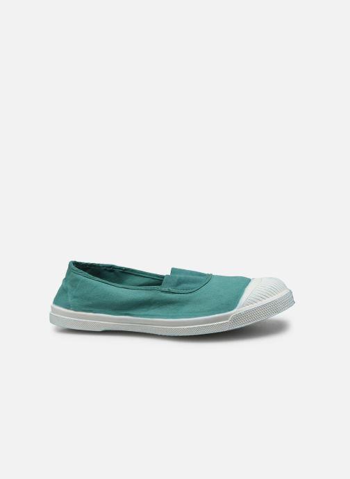 Sneakers Bensimon Tennis Elastique F Groen achterkant