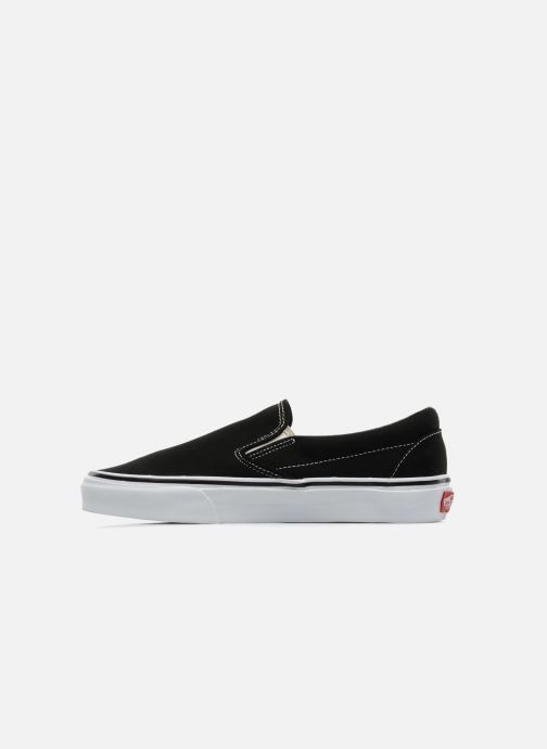 Trainers Vans Classic Slip-on Black front view