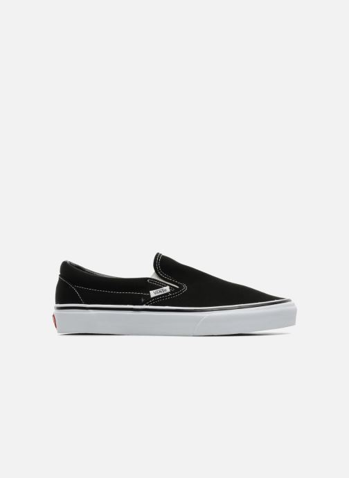 Trainers Vans Classic Slip-on Black back view