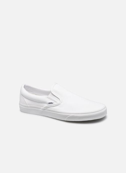 Vans Classic Slip-on (Rosso) - scarpe da ginnastica chez | Fashionable  | Scolaro/Signora Scarpa