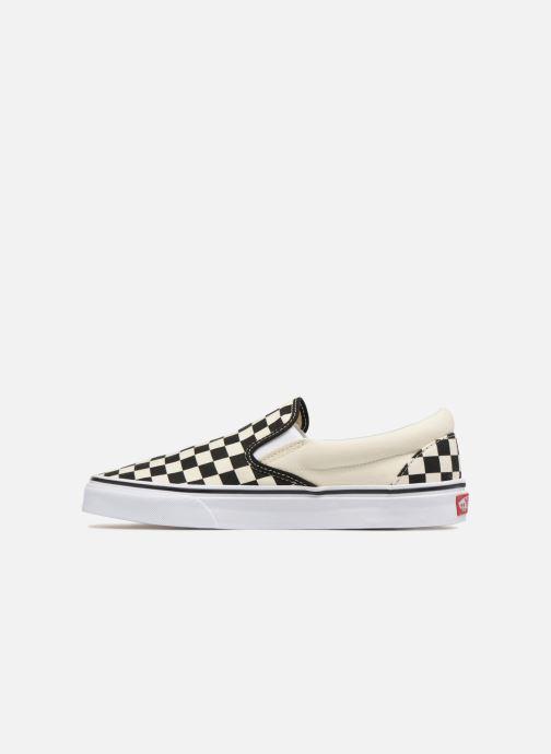 Sneakers Vans Classic Slip-on Zwart voorkant