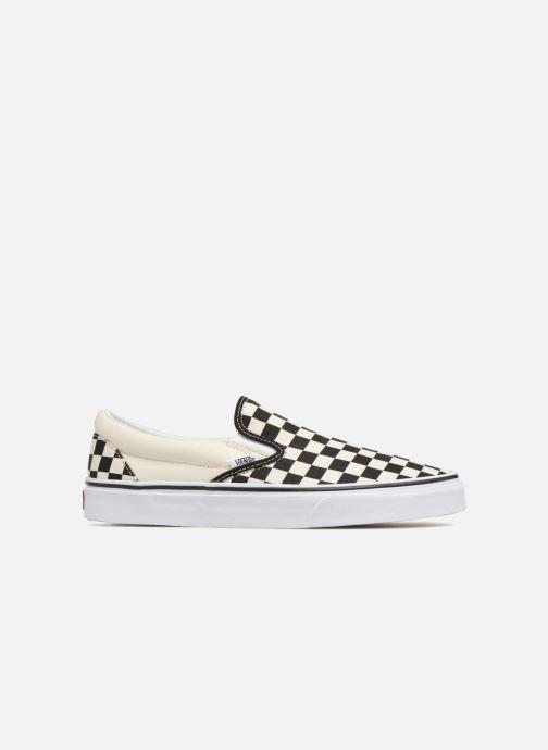 Sneakers Vans Classic Slip-on Zwart achterkant