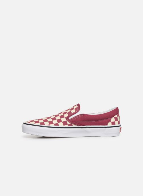 Trainers Vans Classic Slip-on Red front view