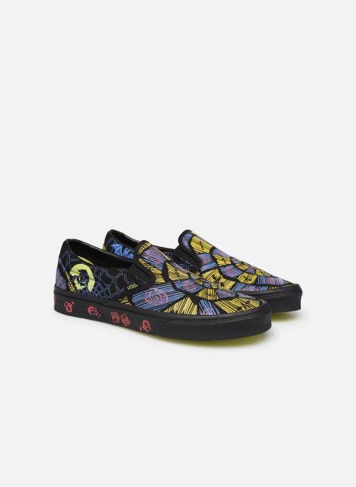 Sneaker Vans Classic Slip-on schwarz 3 von 4 ansichten