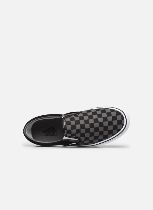 Baskets Vans Classic Slip-on Noir vue gauche