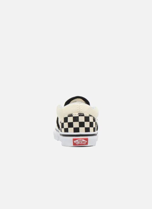 Sneaker Vans Classic Slip-on BB mehrfarbig ansicht von rechts