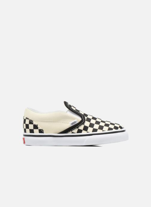 Baskets Vans Classic Slip-on BB Multicolore vue derrière