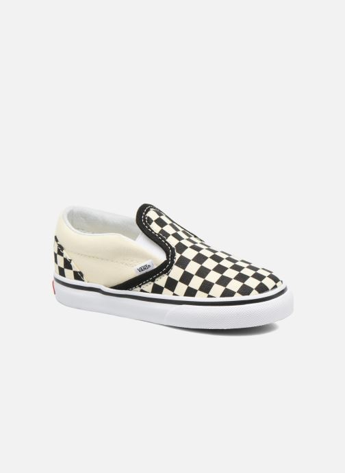 Baskets Vans Classic Slip-on BB Multicolore vue détail/paire