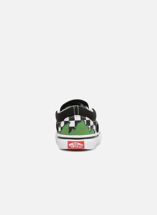 Sneaker Vans Classic Slip-on BB schwarz ansicht von rechts