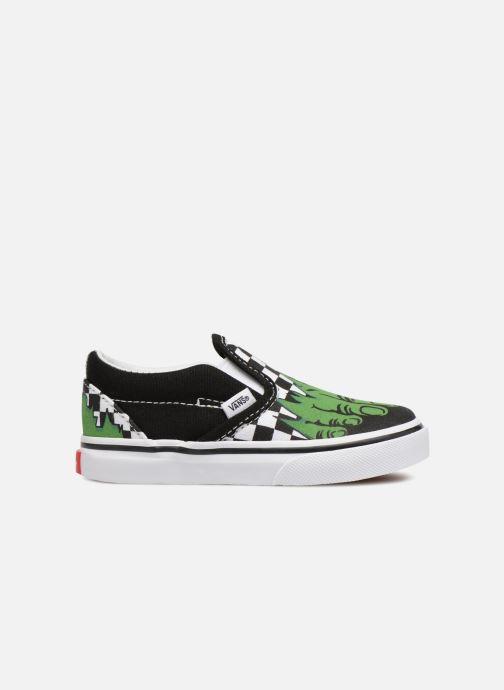 Sneaker Vans Classic Slip-on BB schwarz ansicht von hinten