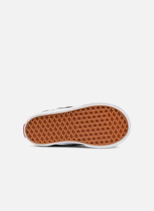 Baskets Vans Classic Slip-on BB Noir vue haut