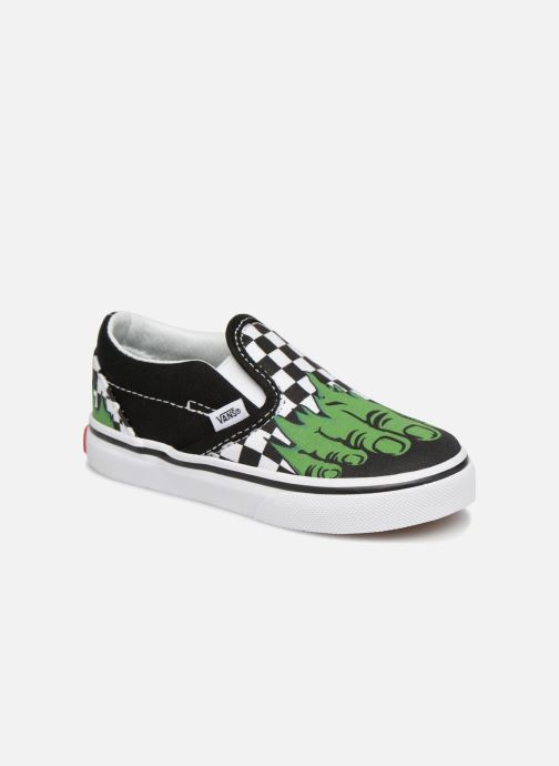 Sneaker Vans Classic Slip-on BB schwarz detaillierte ansicht/modell