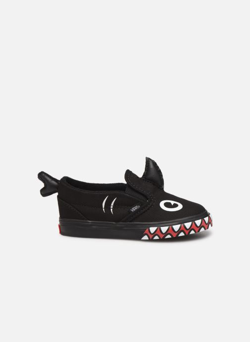 Sneakers Vans Classic Slip-on BB Zwart achterkant