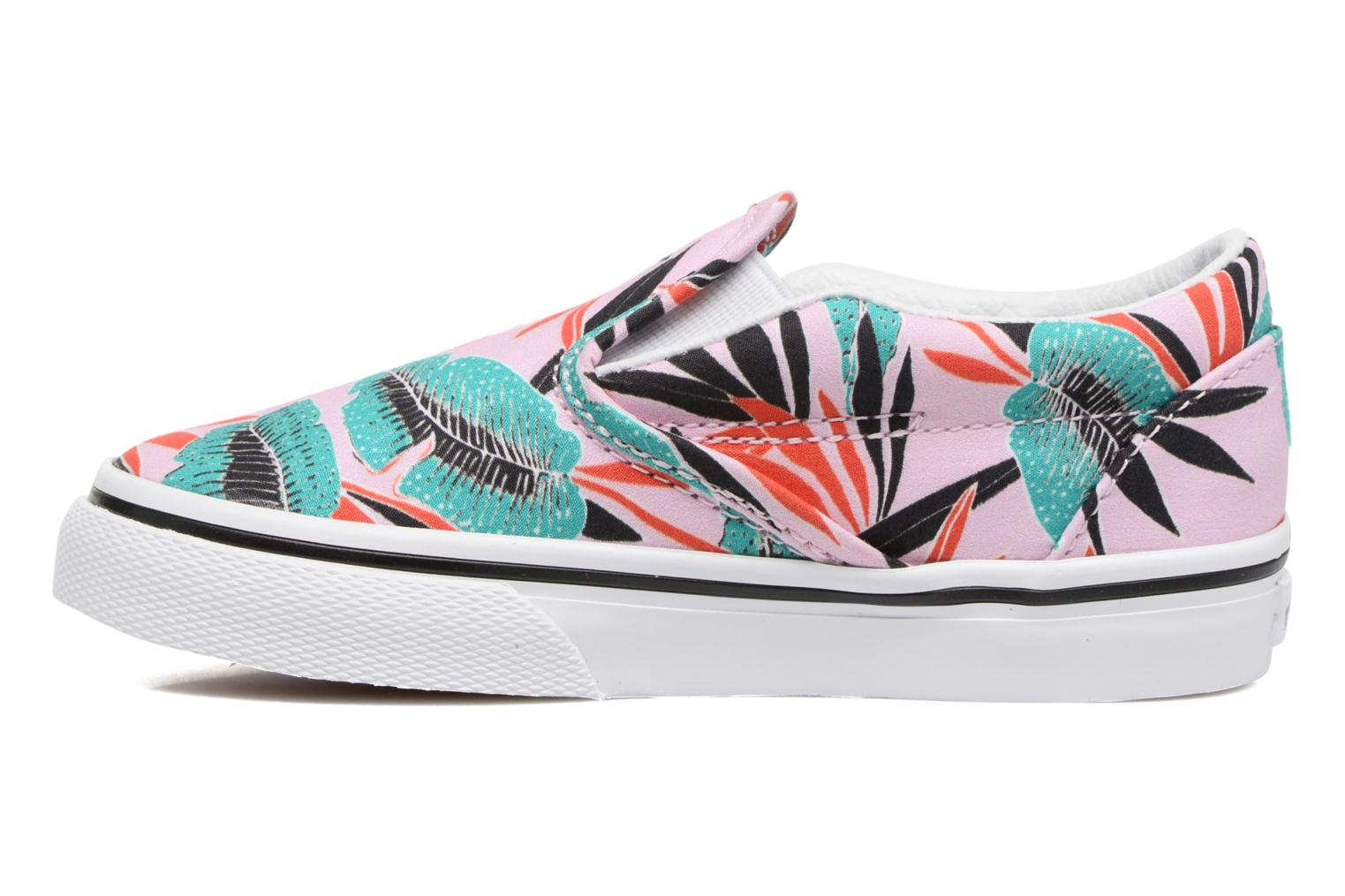 Baskets Vans Classic Slip-on BB Multicolore vue face