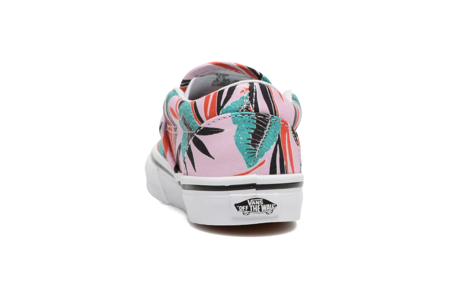 Baskets Vans Classic Slip-on BB Multicolore vue droite