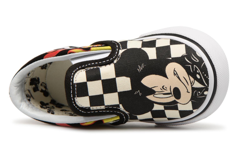 Sneaker Vans Classic Slip-on BB mehrfarbig ansicht von links