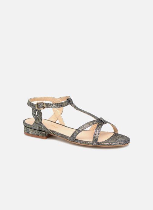Mellow Gelb Bella (silber) - Sandalen bei Más cómodo