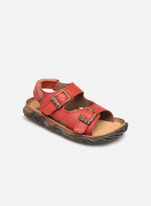 Sandali e scarpe aperte Stones and Bones Wham Rosso vedi dettaglio/paio