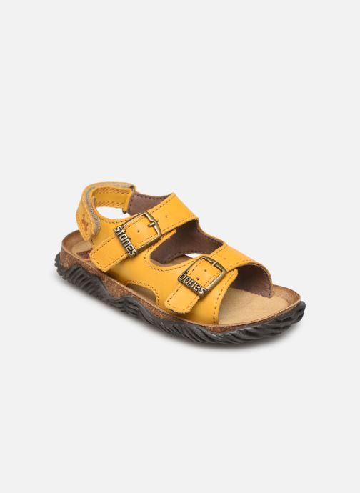 Sandali e scarpe aperte Stones and Bones Wham Giallo vedi dettaglio/paio