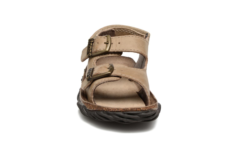 Sandales et nu-pieds Stones and Bones Wham Beige vue portées chaussures