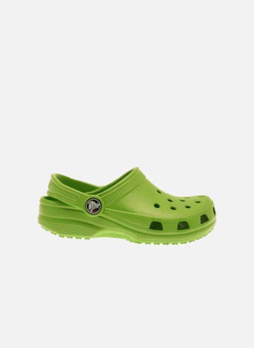 Sandalen Crocs Kids Cayman Groen achterkant