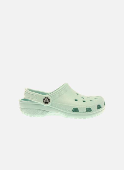 Sandales et nu-pieds Crocs Classic Kids Bleu vue derrière