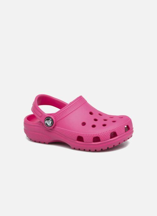 2b10eba9aa37 Crocs Kids Cayman (Pink) - Sandals chez Sarenza (289236)