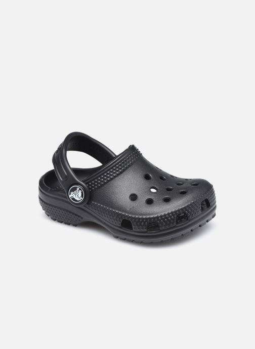 Sandales et nu-pieds Crocs Classic Kids Noir vue détail/paire