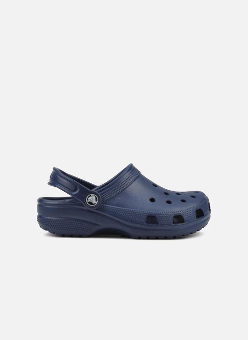 Sandali e scarpe aperte Crocs Kids Cayman Azzurro immagine posteriore