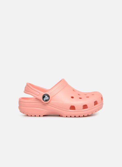 Sandalen Crocs Kids Cayman Oranje achterkant