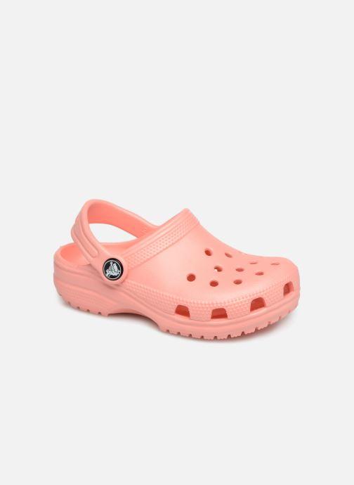 Sandalen Crocs Kids Cayman Oranje detail