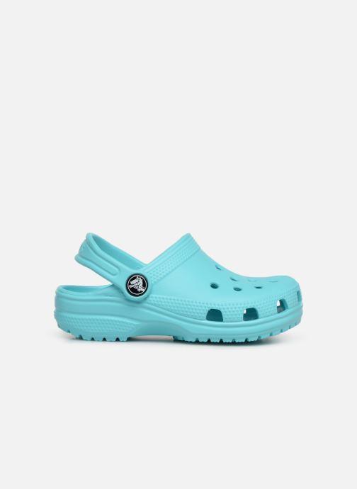 Sandaler Crocs Classic Kids Blå bild från baksidan