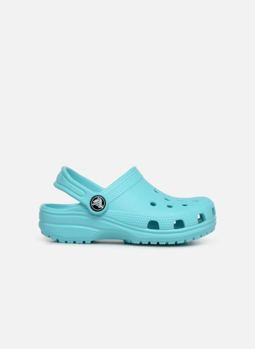 Sandalen Crocs Kids Cayman Blauw achterkant