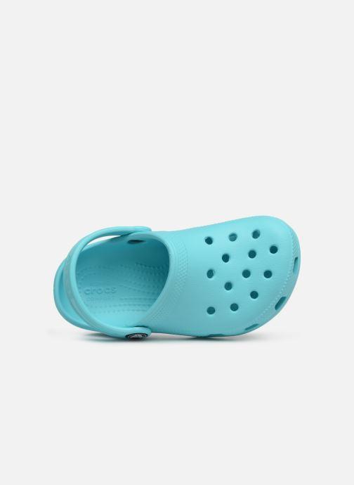 Sandalen Crocs Kids Cayman Blauw links