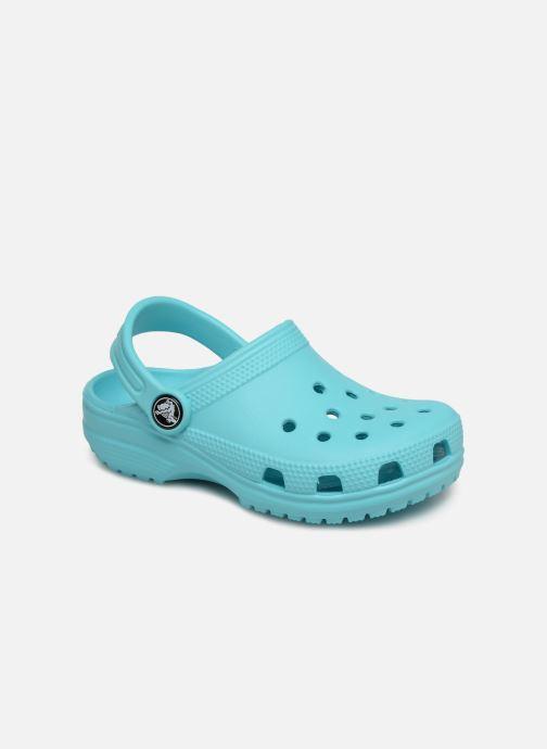 Sandalen Crocs Kids Cayman Blauw detail