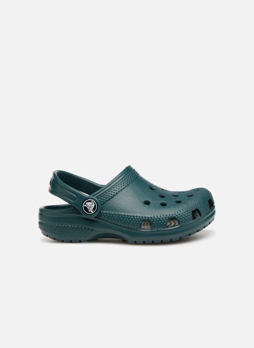Sandalias Crocs Kids Cayman Verde vistra trasera
