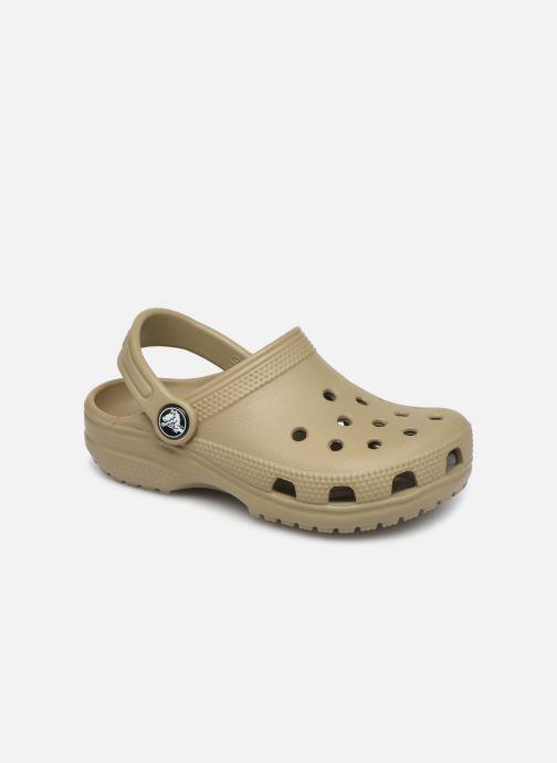 Sandalen Crocs Kids Cayman Groen detail